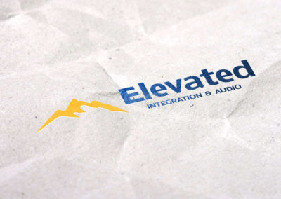 Digital Rize Brand Design - Elevate Integration and Audio Logo