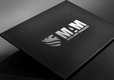 Digital Rize Brand Design - MAM Logo