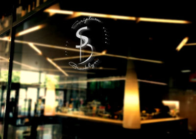Digital Rize Brand Design - Scriptum Brooklyn Logo