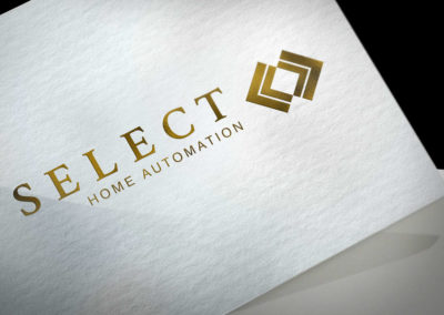 Digital Rize Brand Design - Select Automation Logo