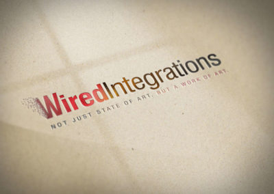 Digital Rize Brand Design - Wired Integrations Logo